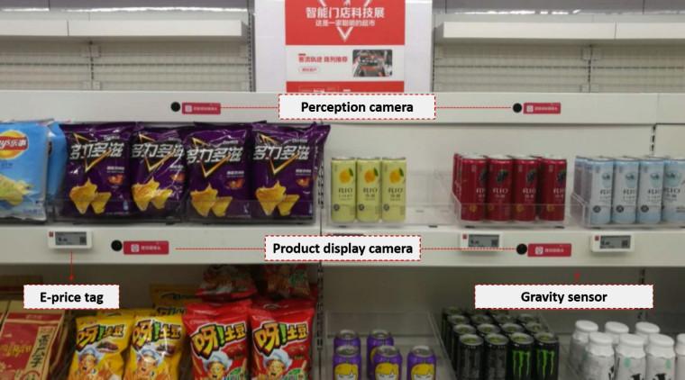 JD.com запустит свою сеть роботизированных магазинов