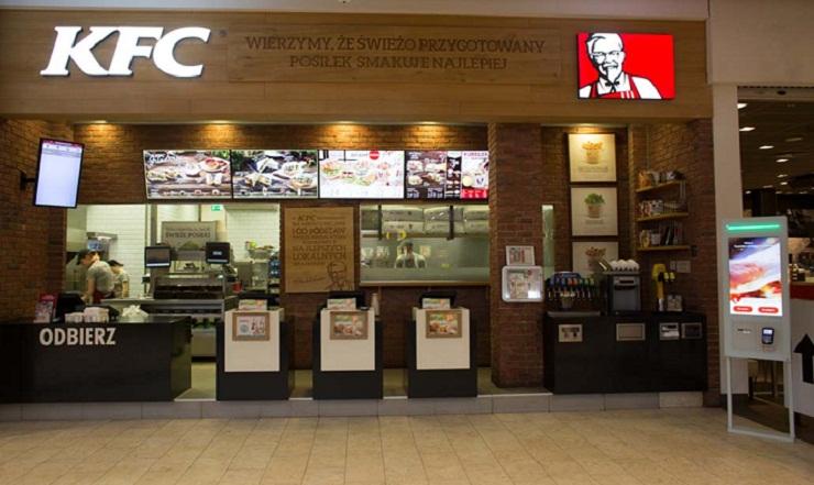 Киоски KFC