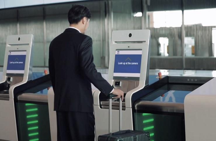 Пекинский аэропорт BCIA выбирает бесконтактные технологии обслуживания пассажиров