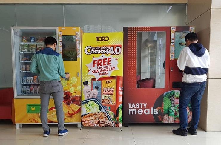 Рынок вендинг автоматов Вьетнама растет за счет популяризации цифровых платежей