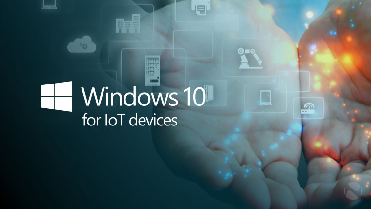 Новые версии Windows 10 IoT Enterprise будут доступны в октябре 2018 года