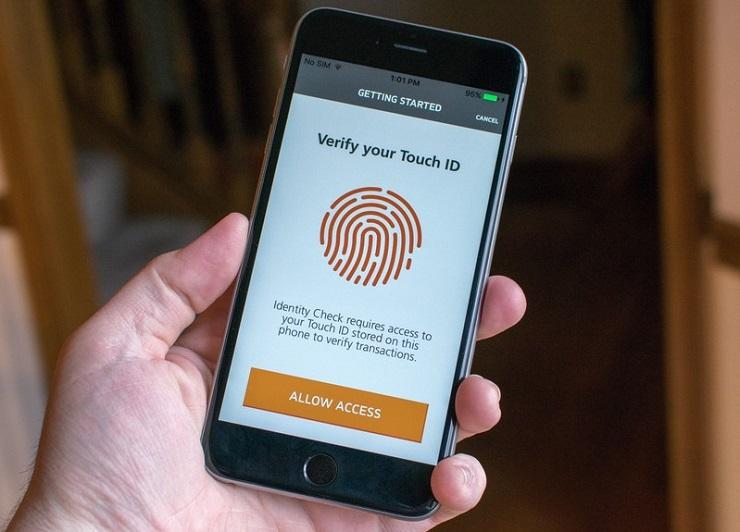 В 2017-ом вСША начнут оплачивать покупки отпечатком пальца