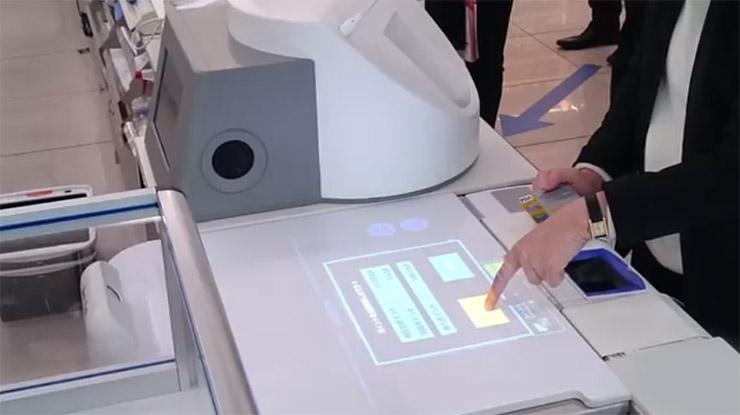 Супермаркет будущего: Panasonic создал умную корзину для закупок