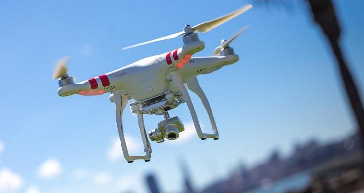 Сберегательный банк протестировал дроны инепланирует использовать ихдля доставки карт