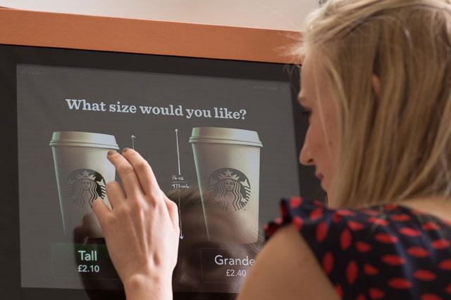 Starbucks решила развивать в Российской Федерации сеть самообслуживания