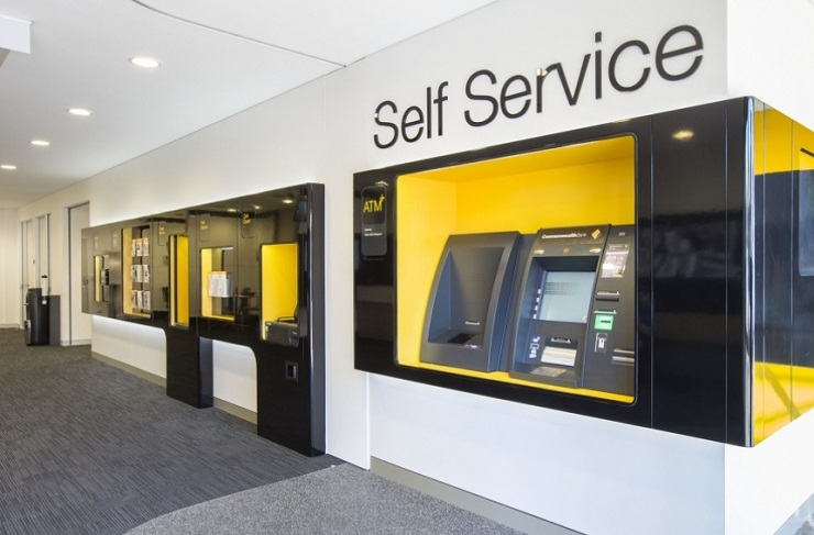 Optimizing self service banking