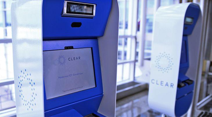 Clear kiosks