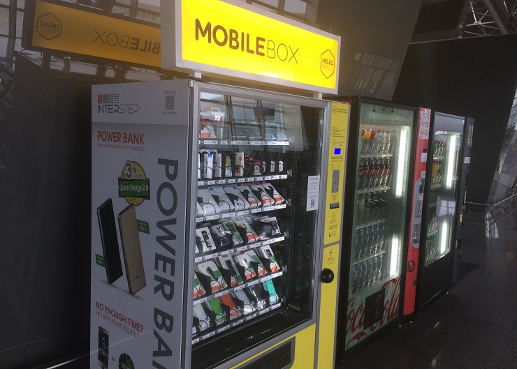 Генпрокуратуру просят опроверке легальности продажи SIM-карт через автоматы ваэропортах