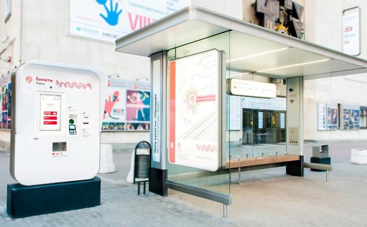 В столицеРФ будет больше автоматов скруглосуточной реализацией билетов